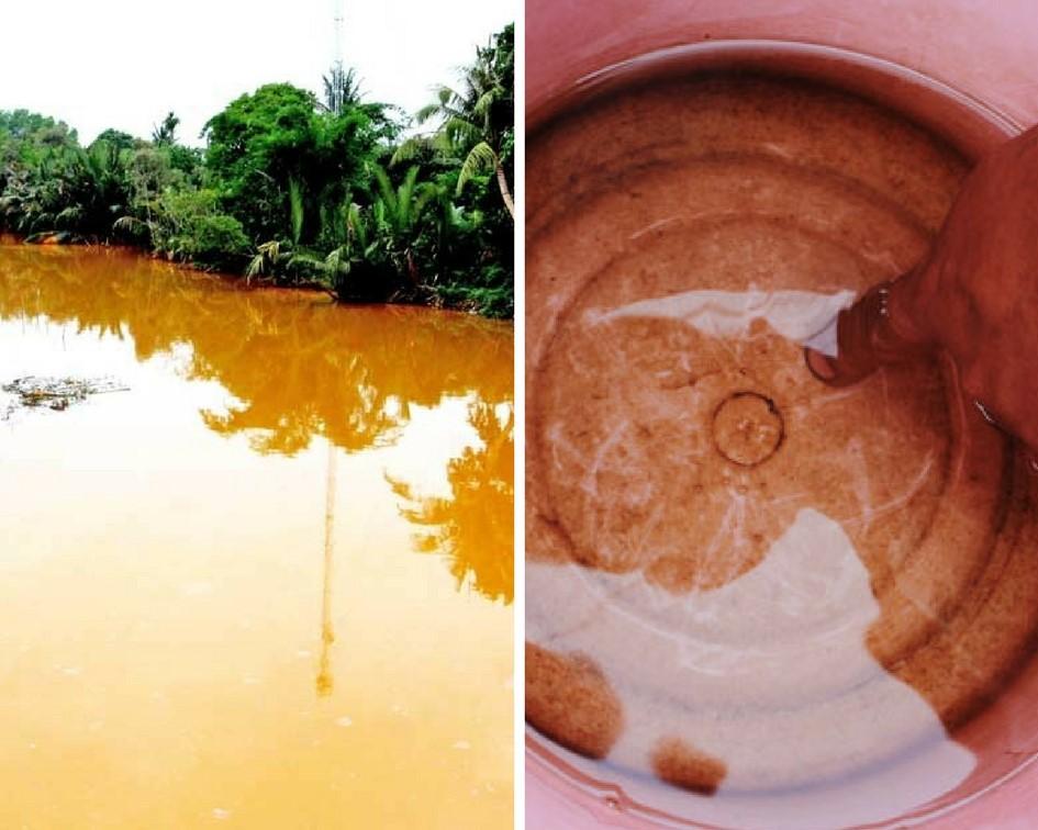 Máy lọc nước giếng khoan giải pháp xử lý nước nhiễm phèn hiện nay