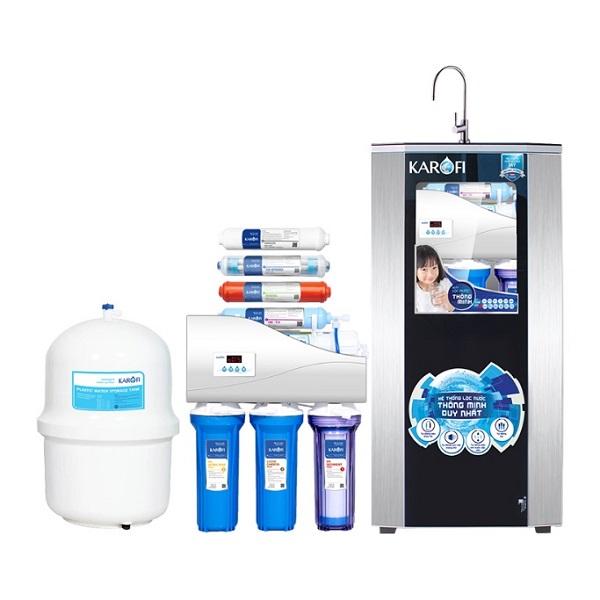 Tư vấn các dòng sản phẩm máy lọc nước gia đình