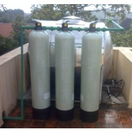Bình lọc nước composit 3 bước lọc