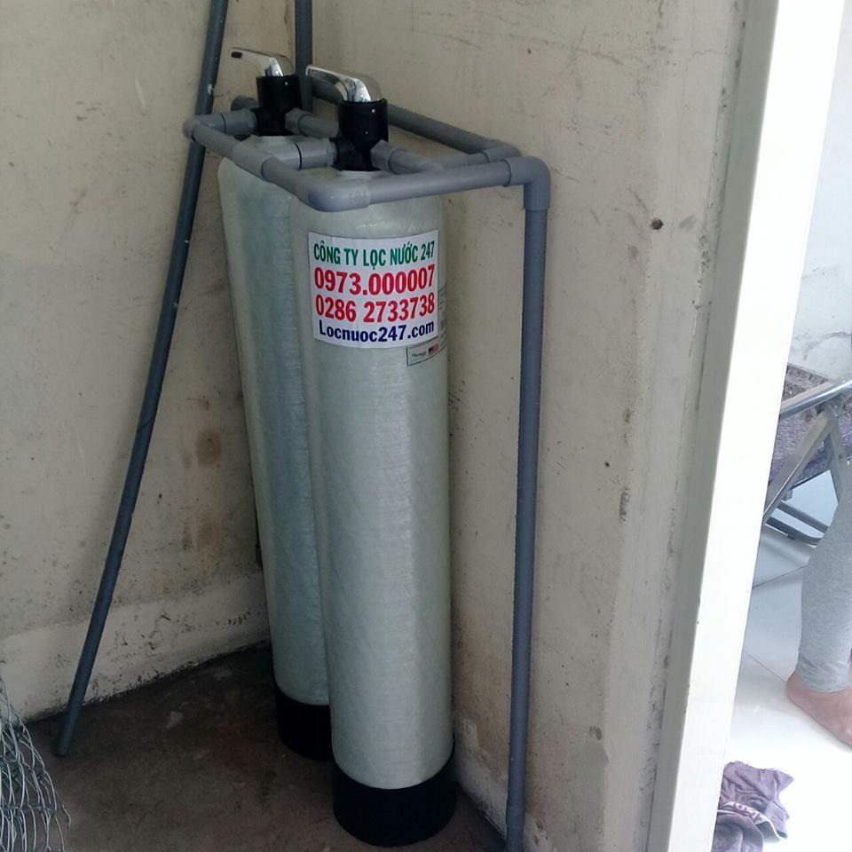 bình lọc nước phèn tốt nhất cho mọi nguồn nước ô nhiễm