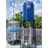 Bộ lọc nước giếng khoan khử phèn,màu,mùi,kim loại