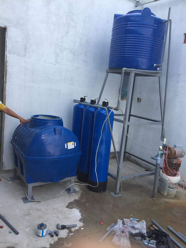 bộ lọc phèn nặng tại long an năm 2018 hiệu quả cho nguồn nước sạch