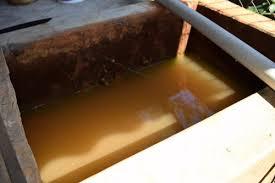 cột lọc nước loại cho nước phèn tạp chất độc hại sức khỏe