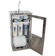 Máy lọc nước uống gia đình tủ inox
