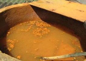 nước phèn là gì ? cách lọc nước nhiễm phèn nặng có sắt thủ phạm chính