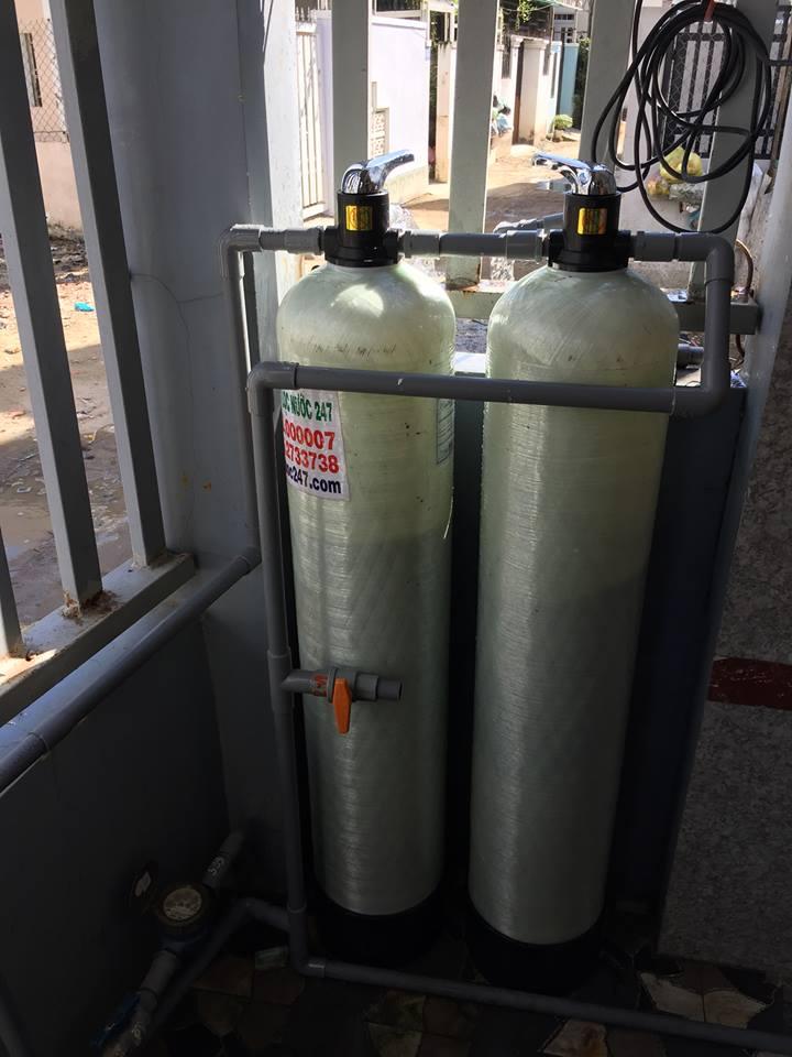 ống lọc nước phèn inox, nhựa, composite ,trụ lọc phèn, bình lọc sạch