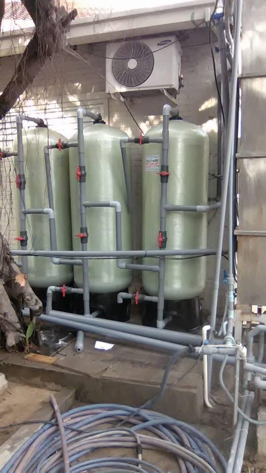 phương pháp lọc nước giếng khoan