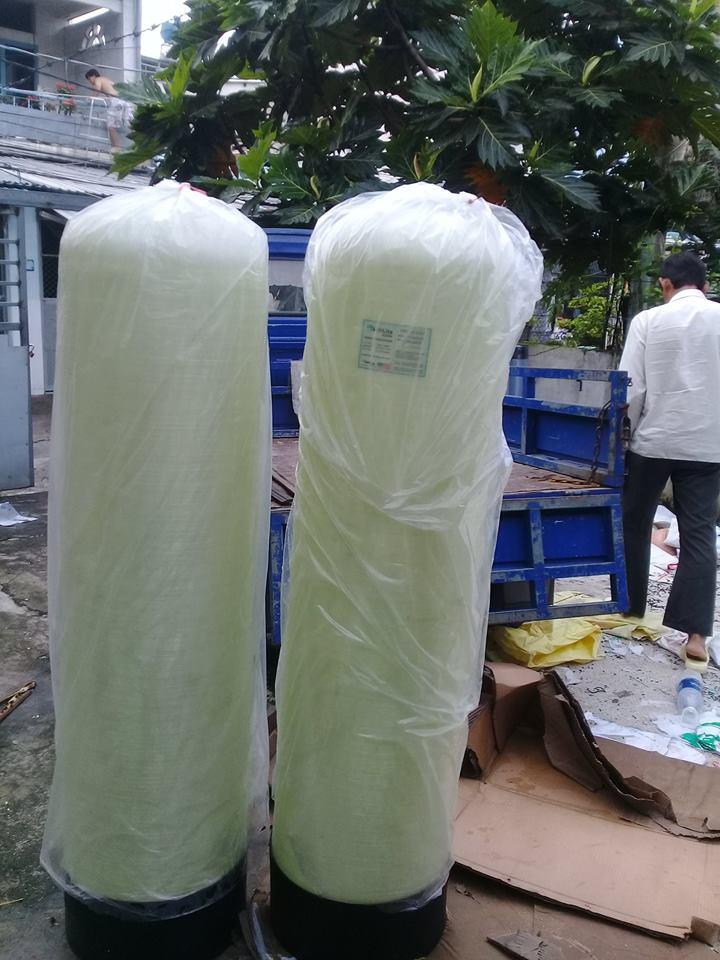 cột xử lý nước công nghiệp công suất lớn giá tốt