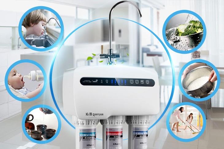 Sử dụng máy lọc nước bao nhiêu lõi lọc là tốt nhất